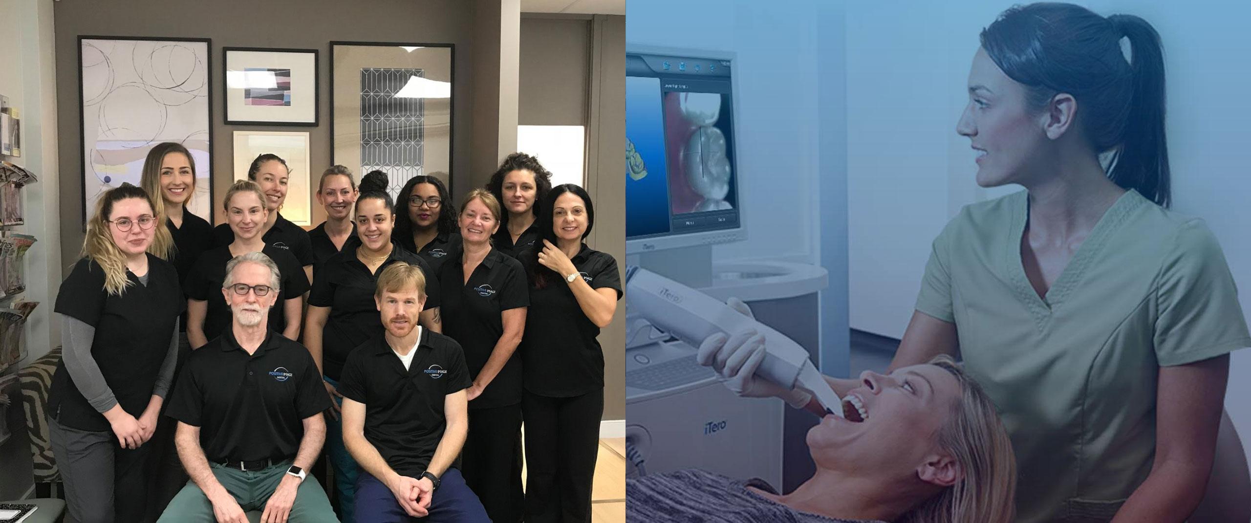 Positive Image Dental team